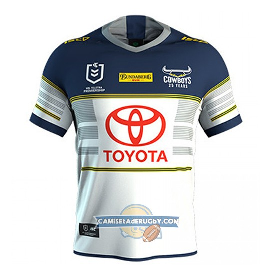 Camiseta North Queensland Cowboys Rugby 2020 Local