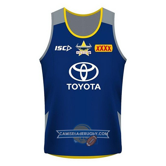 North Queensland Cowboys Rugby 2018-19 Tank Top