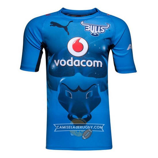 Camiseta de Vodacom Bulls Super Rugby Local 2016