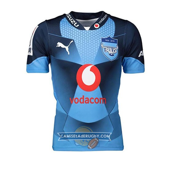 Camiseta Bulls Rugby 2019 Local