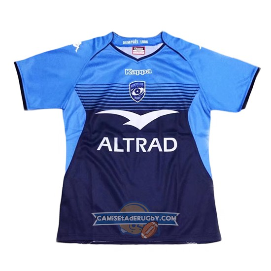 Camiseta Montpelier Rugby 2018 Local