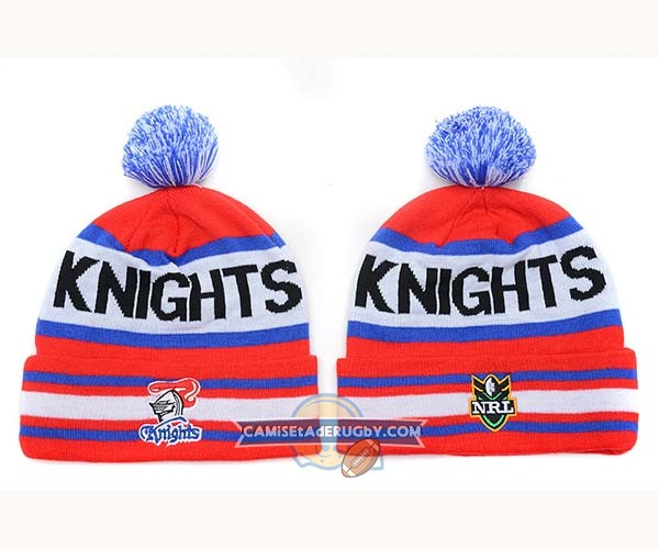 Gorros NRL Newcastle Knights Rojo Azul Real