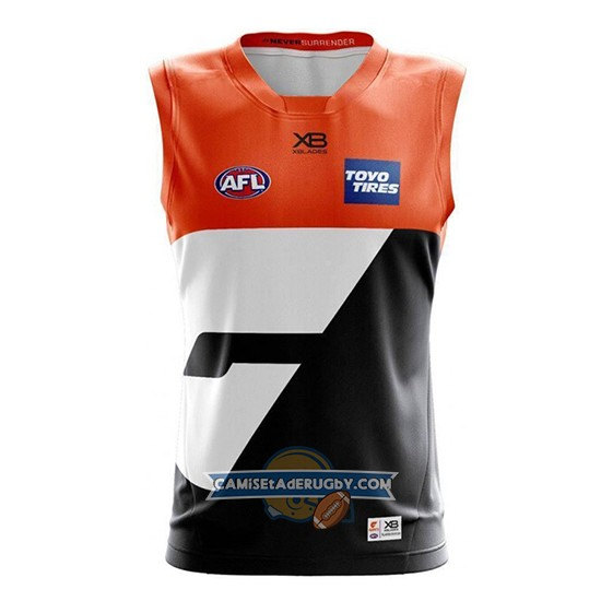 Camiseta GWS Giants AFL 2020 Local