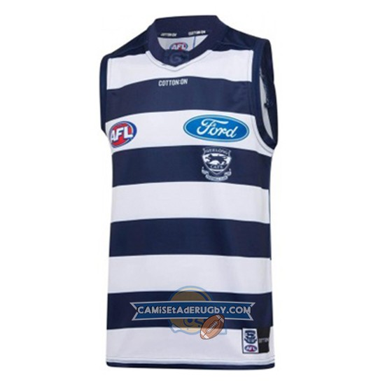Camiseta Geelong Cats AFL 2020 Segunda