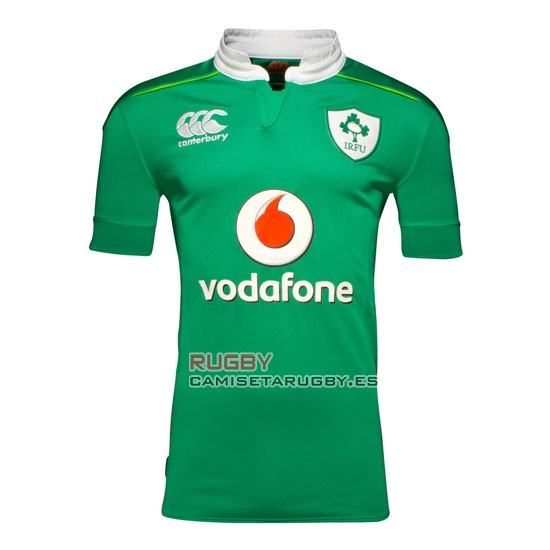 Camiseta de Ireland Rugby 2016-17 Local