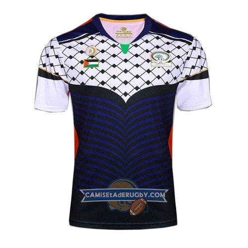 Camiseta Palestine Rugby 2017 Local