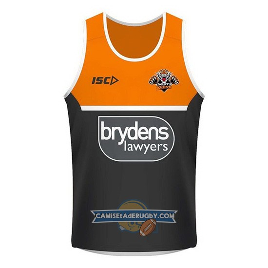 Wests Tigers Rugby 2018-19 Tank Top