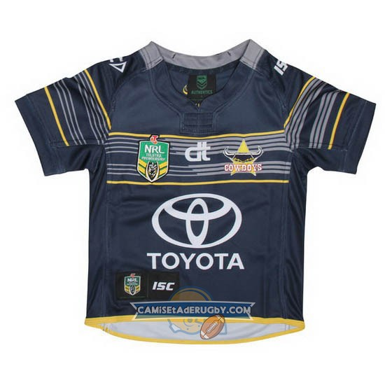 Camiseta de North Queensland Cowboys 2016
