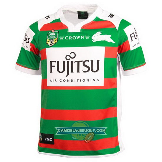 Camiseta de South Sydney Rabbitohs NRL Segunda 2016
