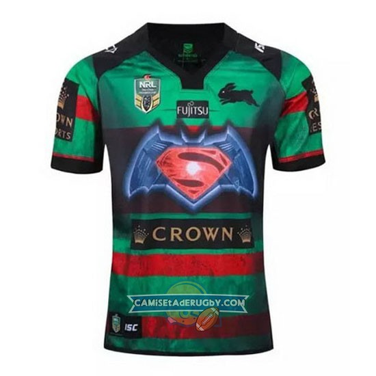 Camiseta de South Sydney Rabbitohs NRL Tercera 2016