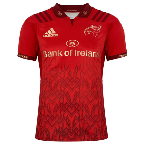 Camiseta Munster Rugby 2016 Local