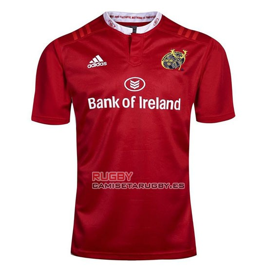 Camiseta de Munster Rugby 2017 Local