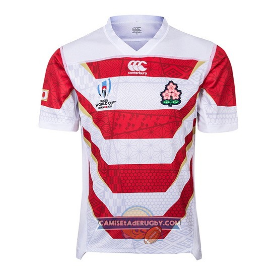 Camiseta Japon Rugby RWC2019 Local