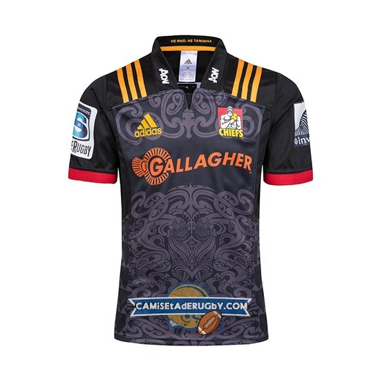 Camiseta Chiefs Rugby 2018 Local