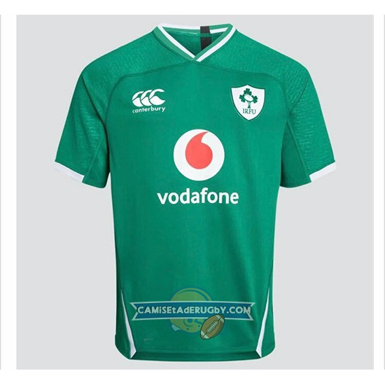 Camiseta Irlanda Rugby 2019-2020 Local