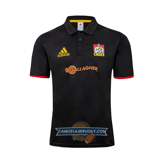 Camiseta Polo Chiefs Rugby 2019 Local