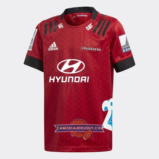 Camiseta Cusaders Rugby 2020 Local