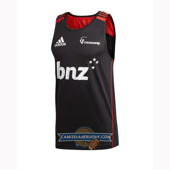 Crusaders Rugby 2018 Tank Top Local