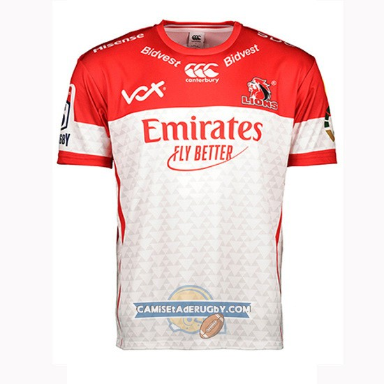 Camiseta Lions Rugby 2019 Local